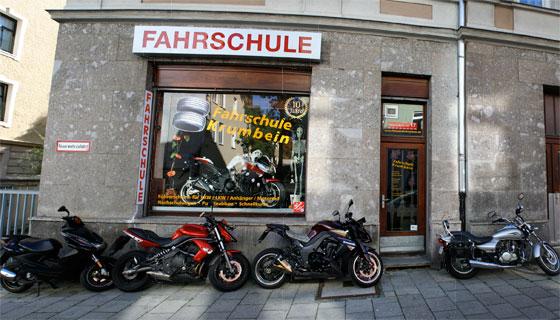 Fahrschule Krumbein München: Günstig Führerschein Machen